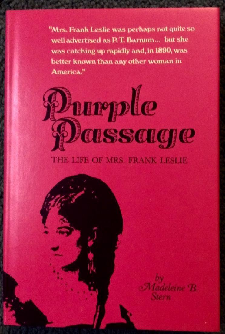Biography of 19th Century Feminist Mrs Frank Leslie