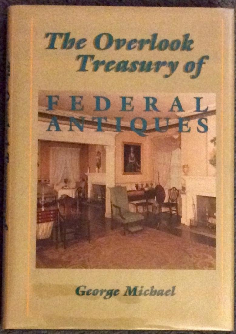 Collectible Federal Antique Illustrated Reference