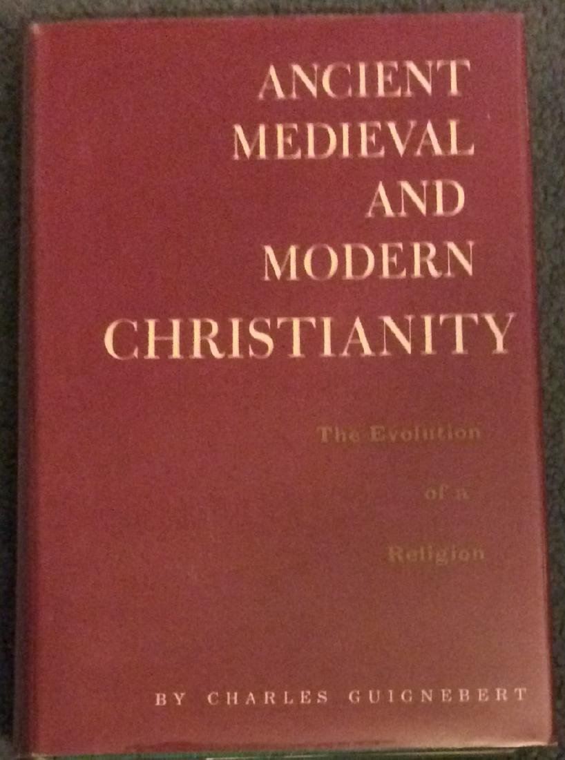 VINTAGE Collectible Hardcover History Of Christianity