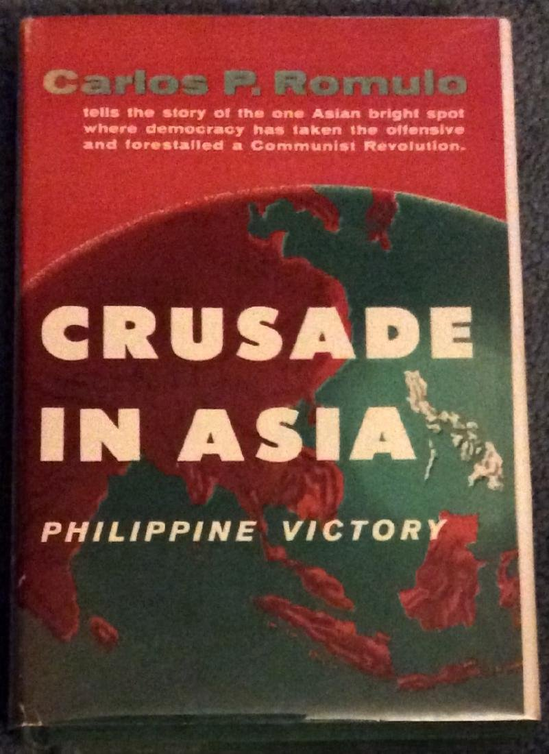 VINTAGE Collectible Hardcover History The Philippines