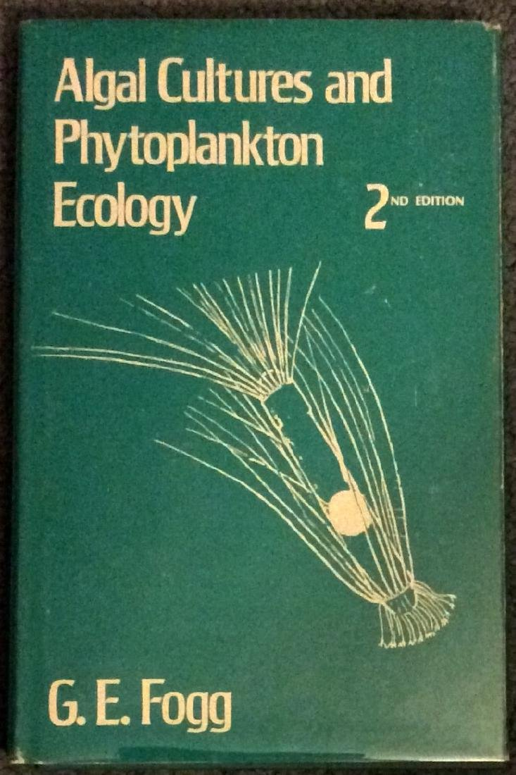Collectible Hardcover Ecology Sciences Book