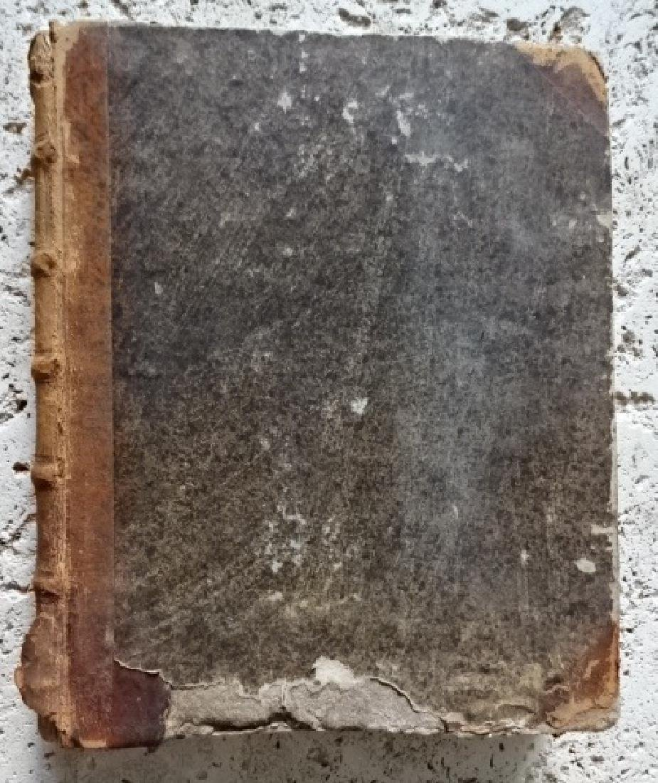 1760 Algemeine Historie von Spanien w/ Map of Spain - 4