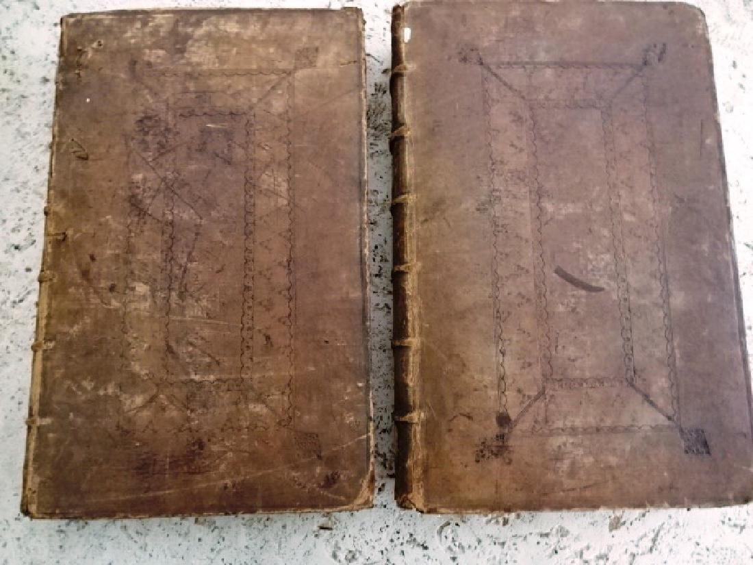 1721 Athenae Oxonienses Exact History Writers & Bishops - 4
