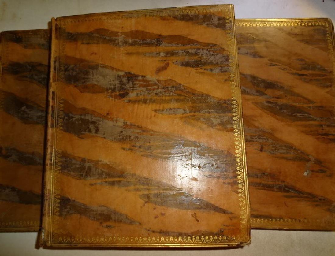 1769 Three-Vol Set History Reign of Emperor Charles V
