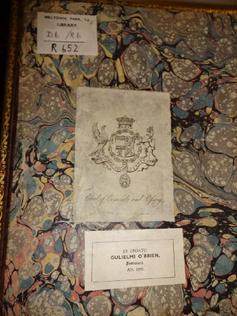 1769 Three-Vol Set History Reign of Emperor Charles V - 2
