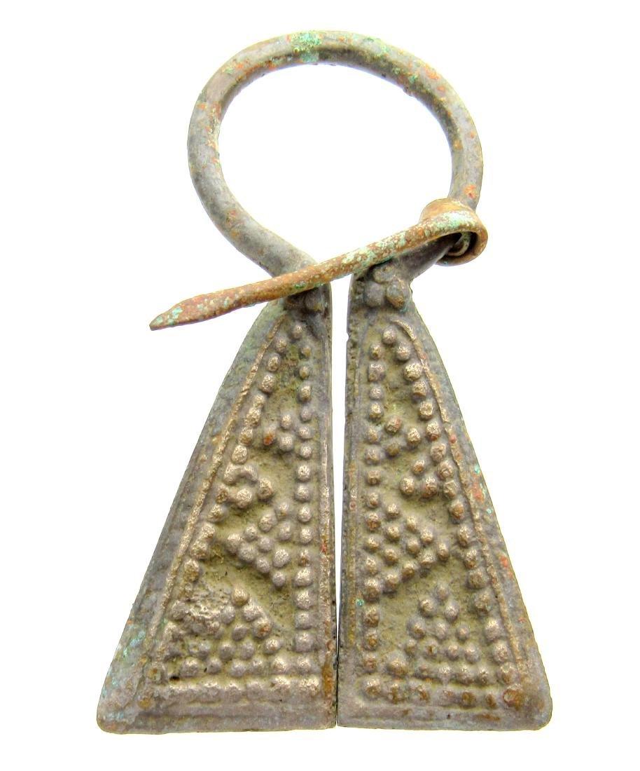 Viking Pennanular Brooch