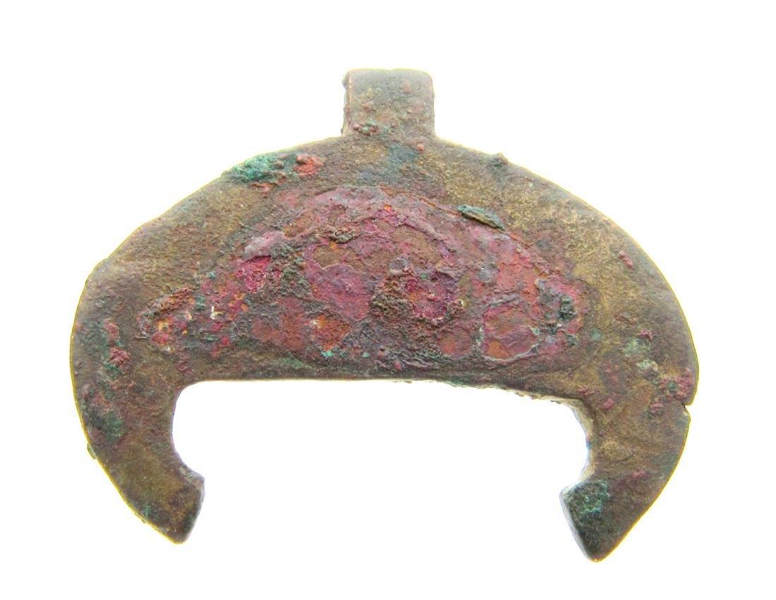 Viking Decorated Lunar Penant - 3