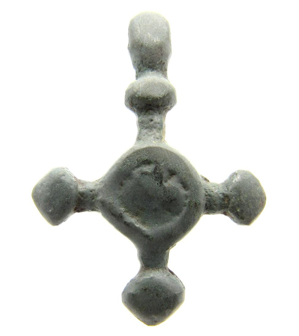 Viking Period Cross Pendant