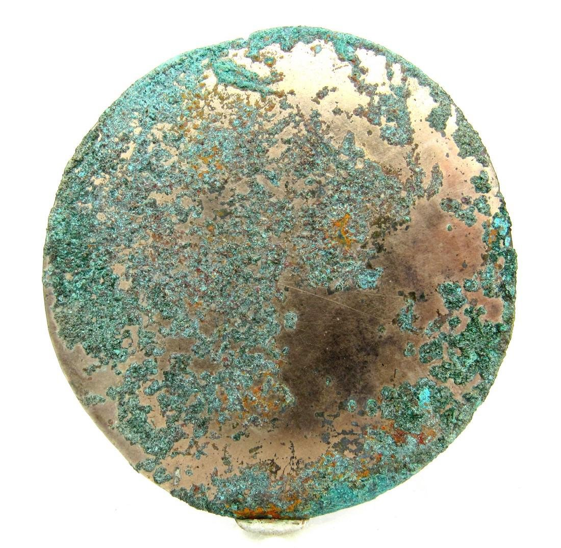 Medieval Decorated MIrror - 4
