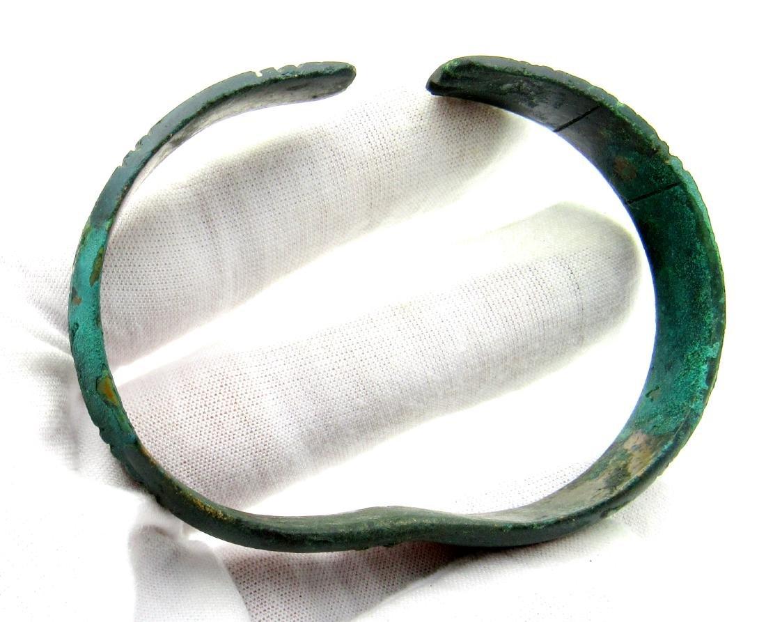 """Viking Scandinavian Bracelet - """"Arm Ring"""" - 3"""