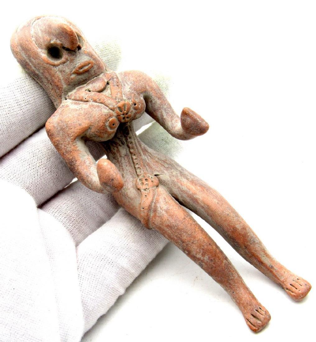 Indus Valley Mother Goddess Fertility Idol