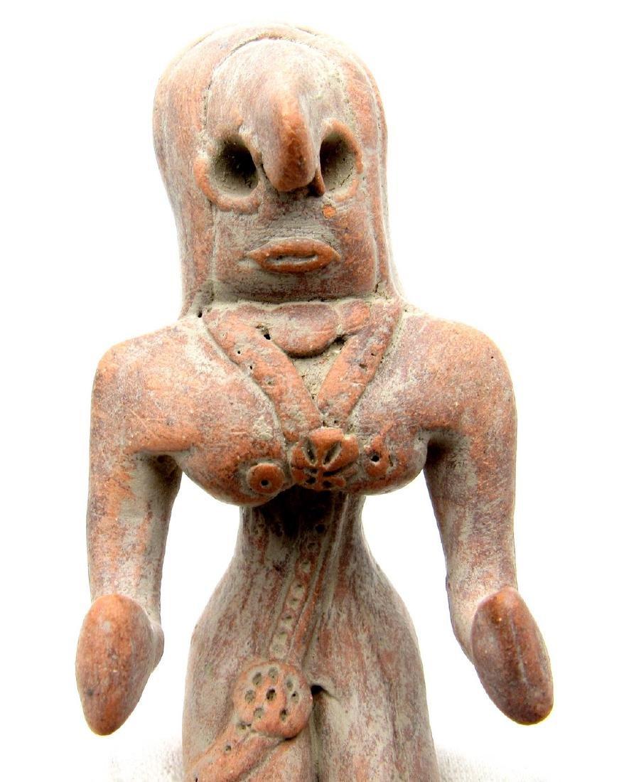 Indus Valley Mother Goddess Fertility Idol - 3