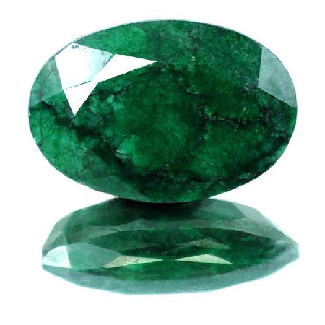 129.50 Carat Genuine Loose Emerald, KGCL Cert