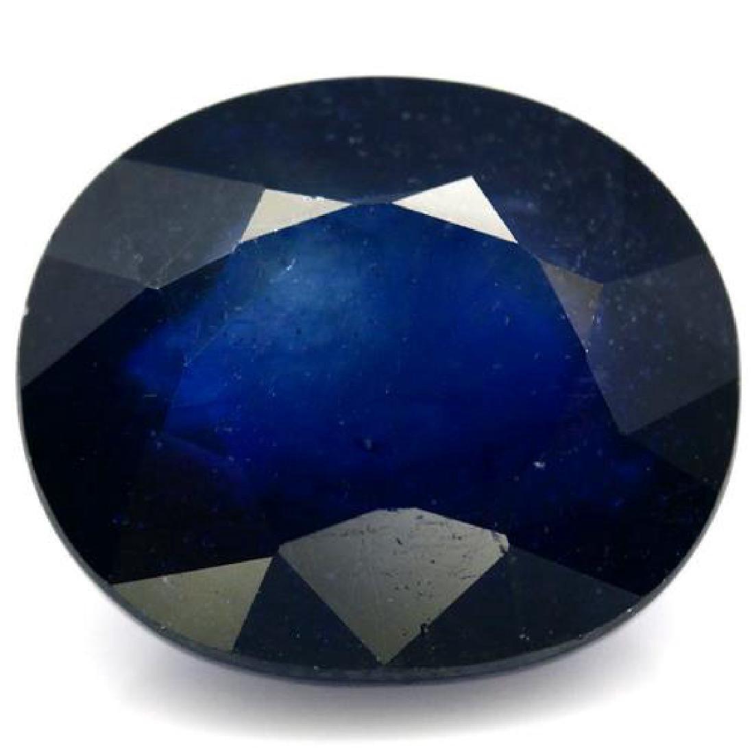 2.88 Carat Composite Loose Sapphire