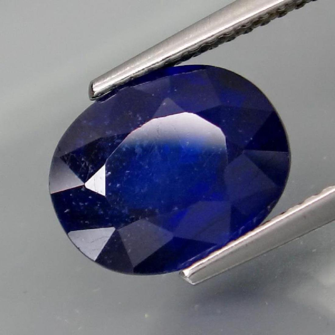 5.00 Carat Genuine Loose Sapphire