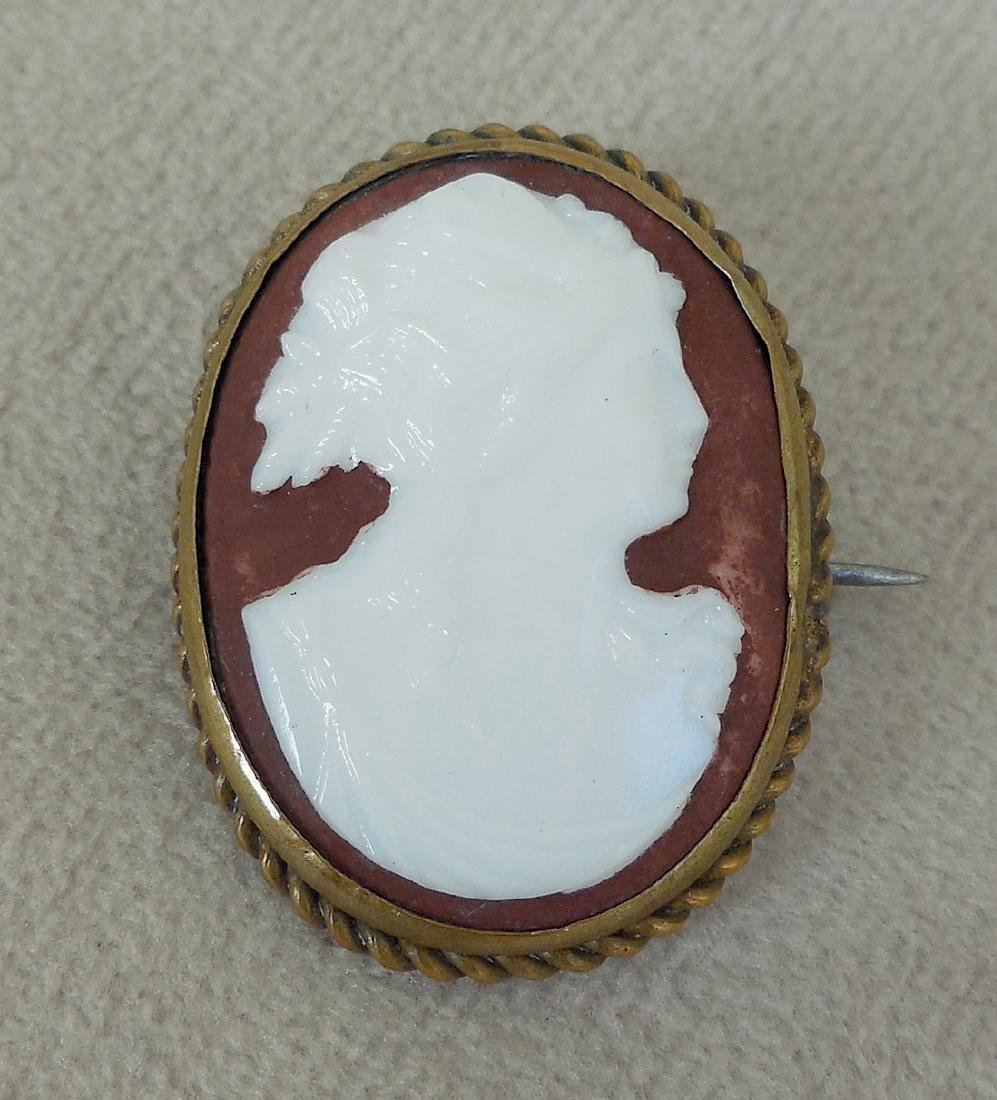 Collection of Antique & Vintage Cameos - 5