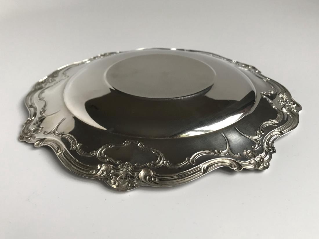 Vintage Gorham Chantilly Sterling Silver Duchess Plate - 4