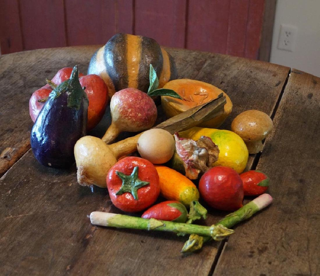 16 Decorative Composition Fruit & Vegetable Display