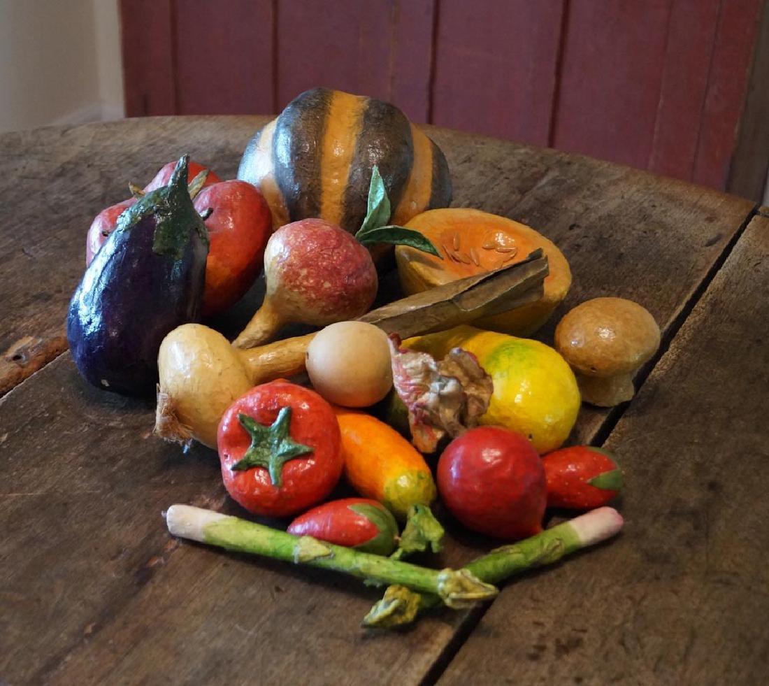 16 Decorative Composition Fruit & Vegetable Display - 2