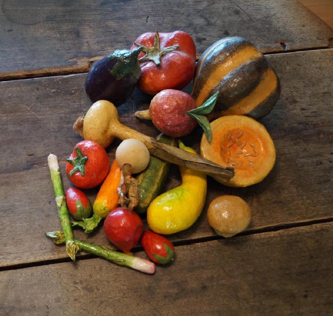 16 Decorative Composition Fruit & Vegetable Display - 3