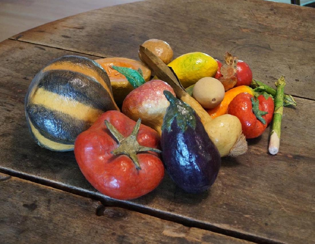 16 Decorative Composition Fruit & Vegetable Display - 4