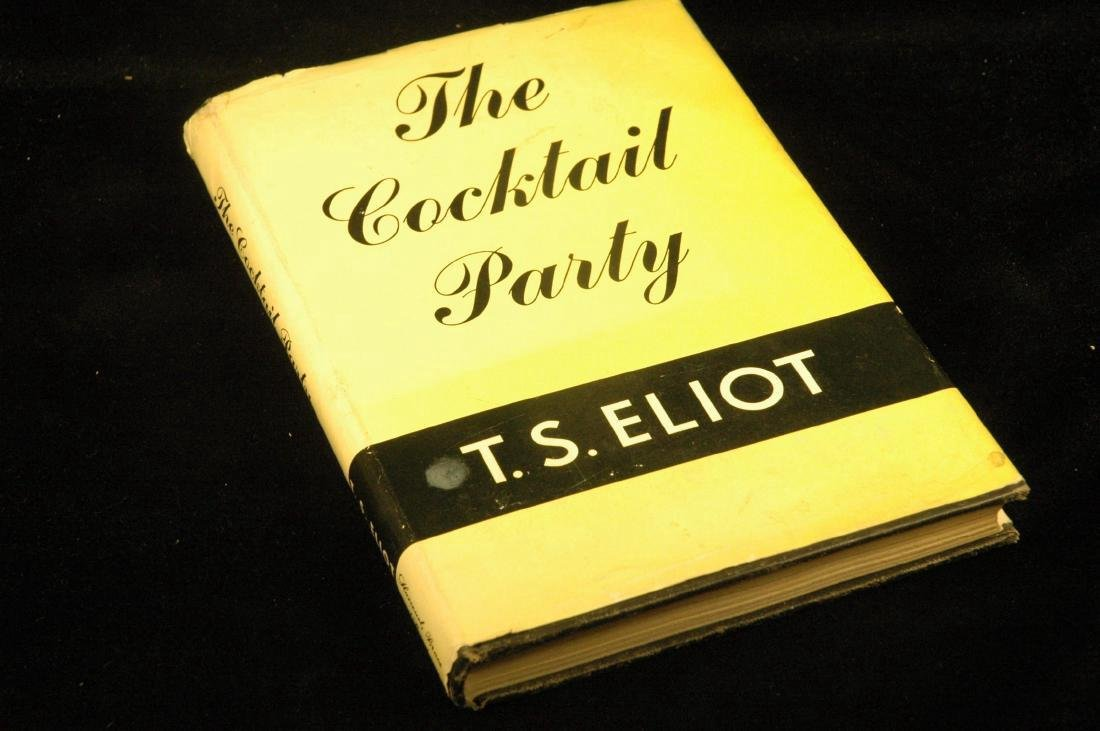 THE COCKTAIL PARTY T.S. ELIOT