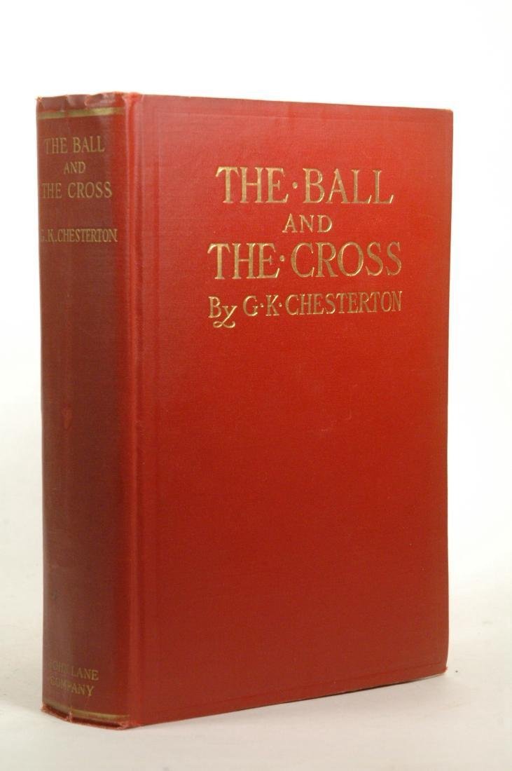 The Ball and the Cross. Gilbert K. Chesterton