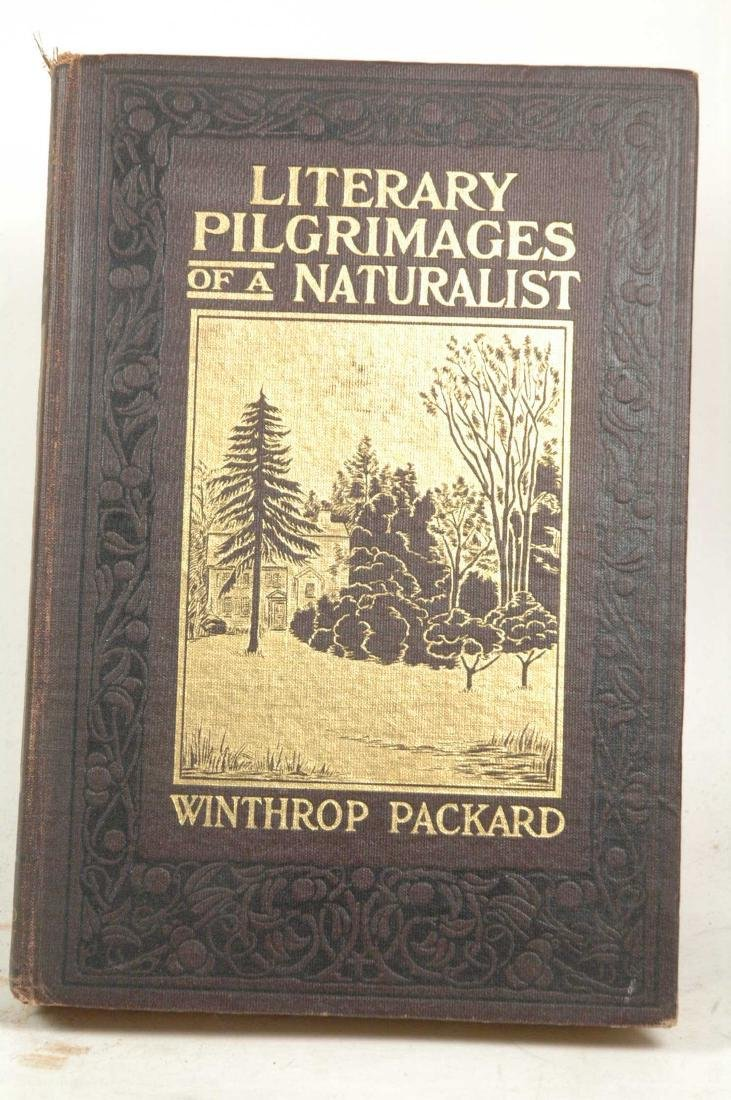 Literary Pilgrimages Of A Naturalist