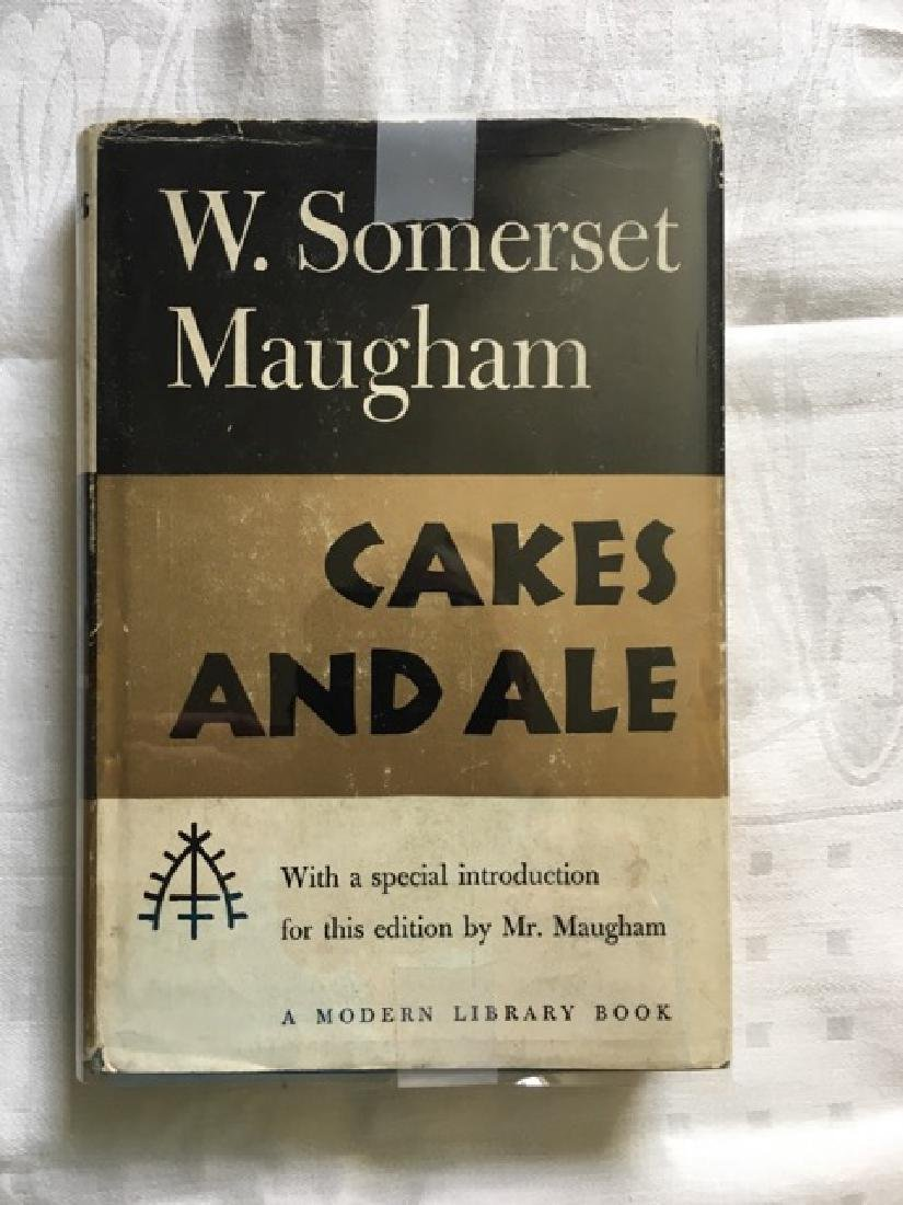 Cakes and Ale. W. Somerset Maugham