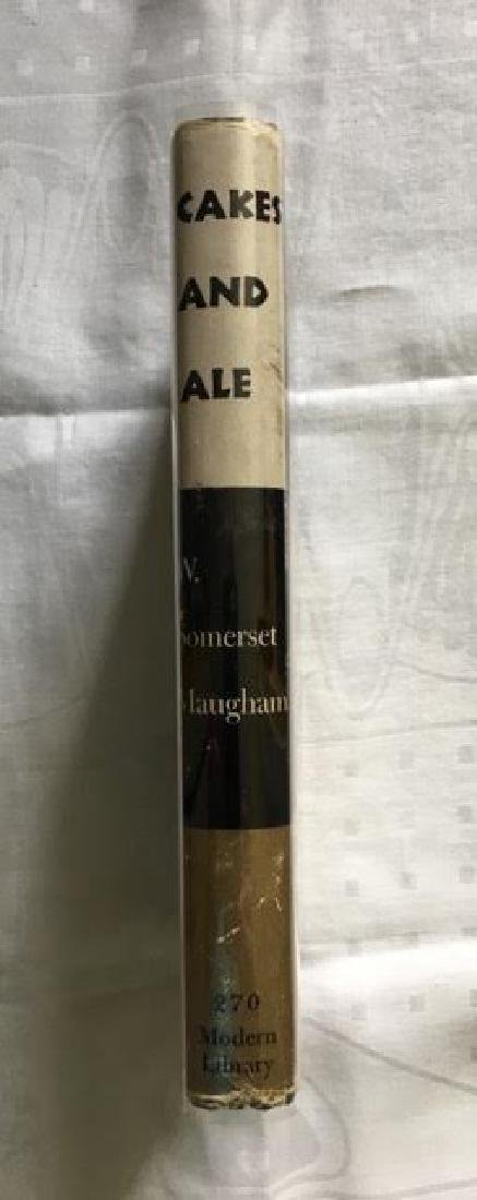 Cakes and Ale. W. Somerset Maugham - 3