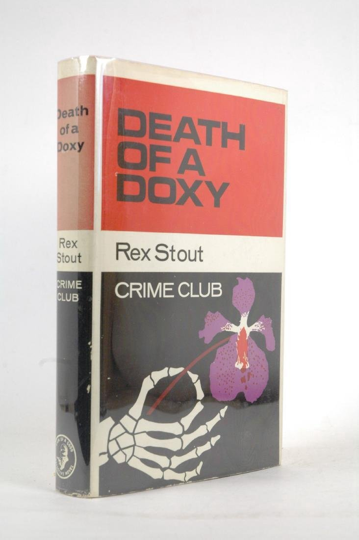 Death of a Doxy (Nero Wolfe)