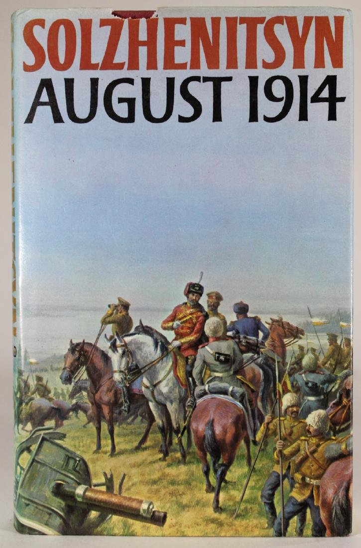 August 1914, First Edition