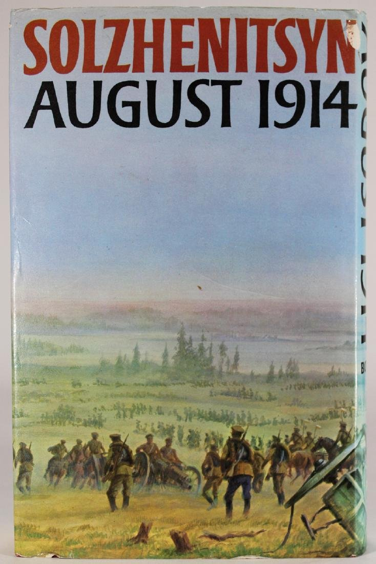 August 1914, First Edition - 2