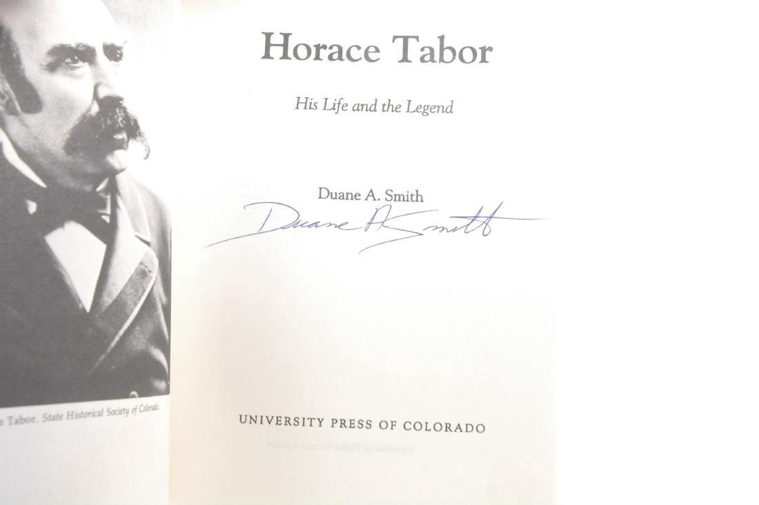 Horace Tabor: His Life and the Legend