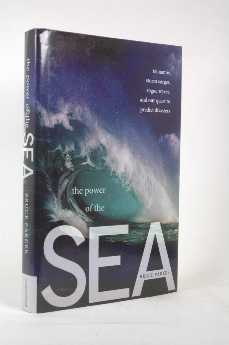 Power of the Sea: Tsunamis, Storm Surges, Rogue Waves