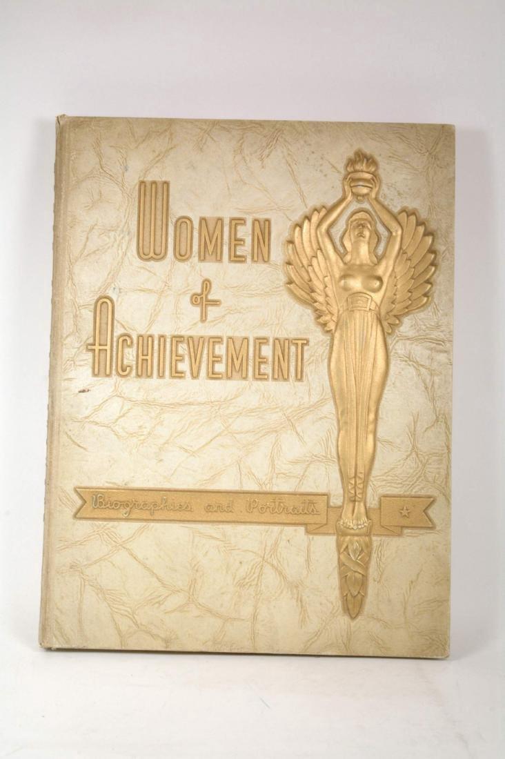 Women of Achievement. Rockwell, Donald S