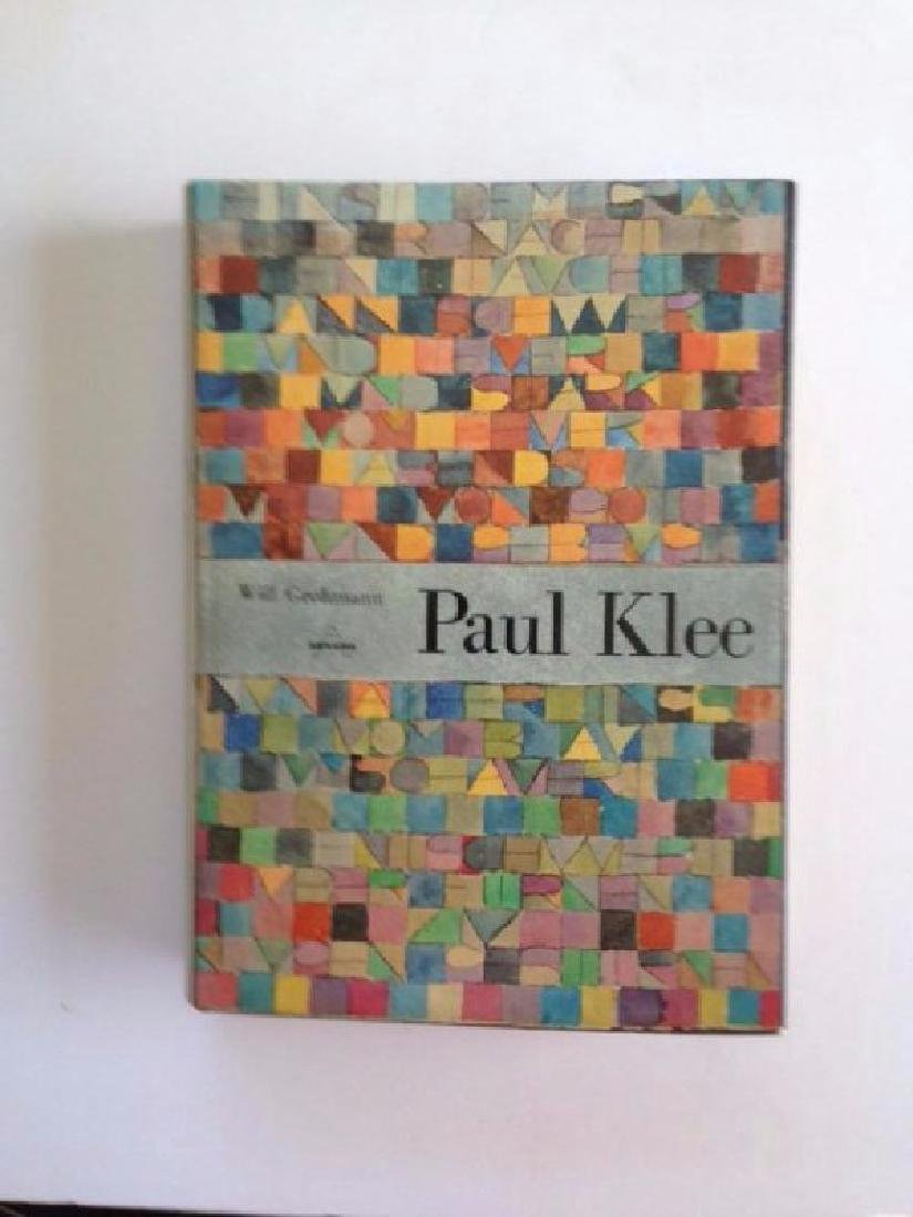 Will Grohmann. Paul Klee