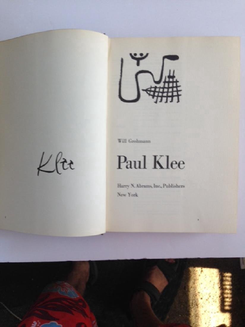 Will Grohmann. Paul Klee - 5