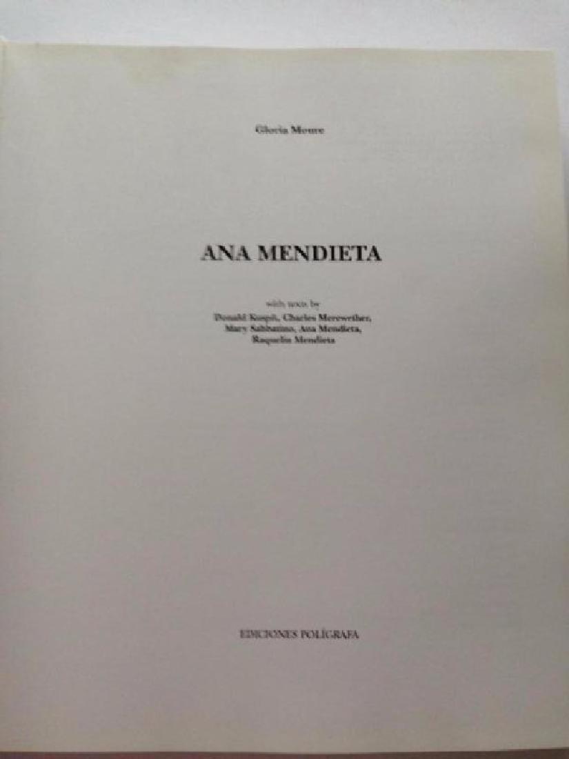 Gloria Moure. Ana Mendieta - 4