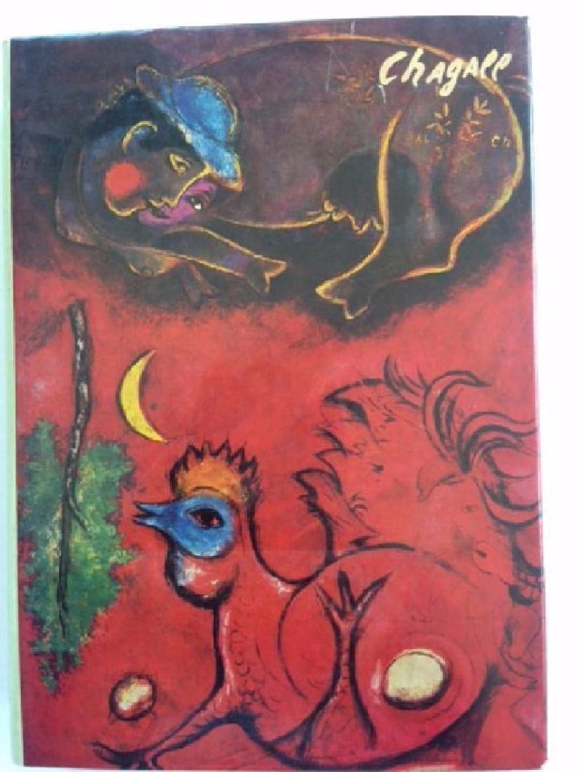 Franz Meyer. Marc Chagall