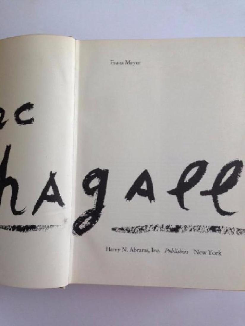 Franz Meyer. Marc Chagall - 3