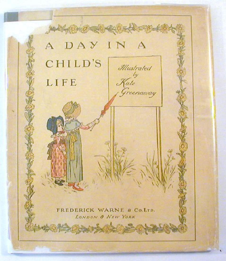 Day in a Child's Life. Greenaway, Kate; Myles B. Foster - 3