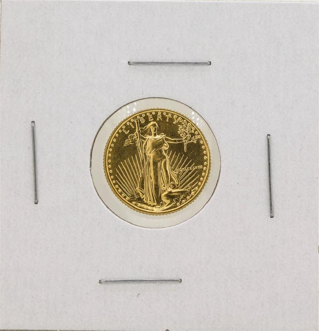 1988 $5 American Gold Eagle Coin
