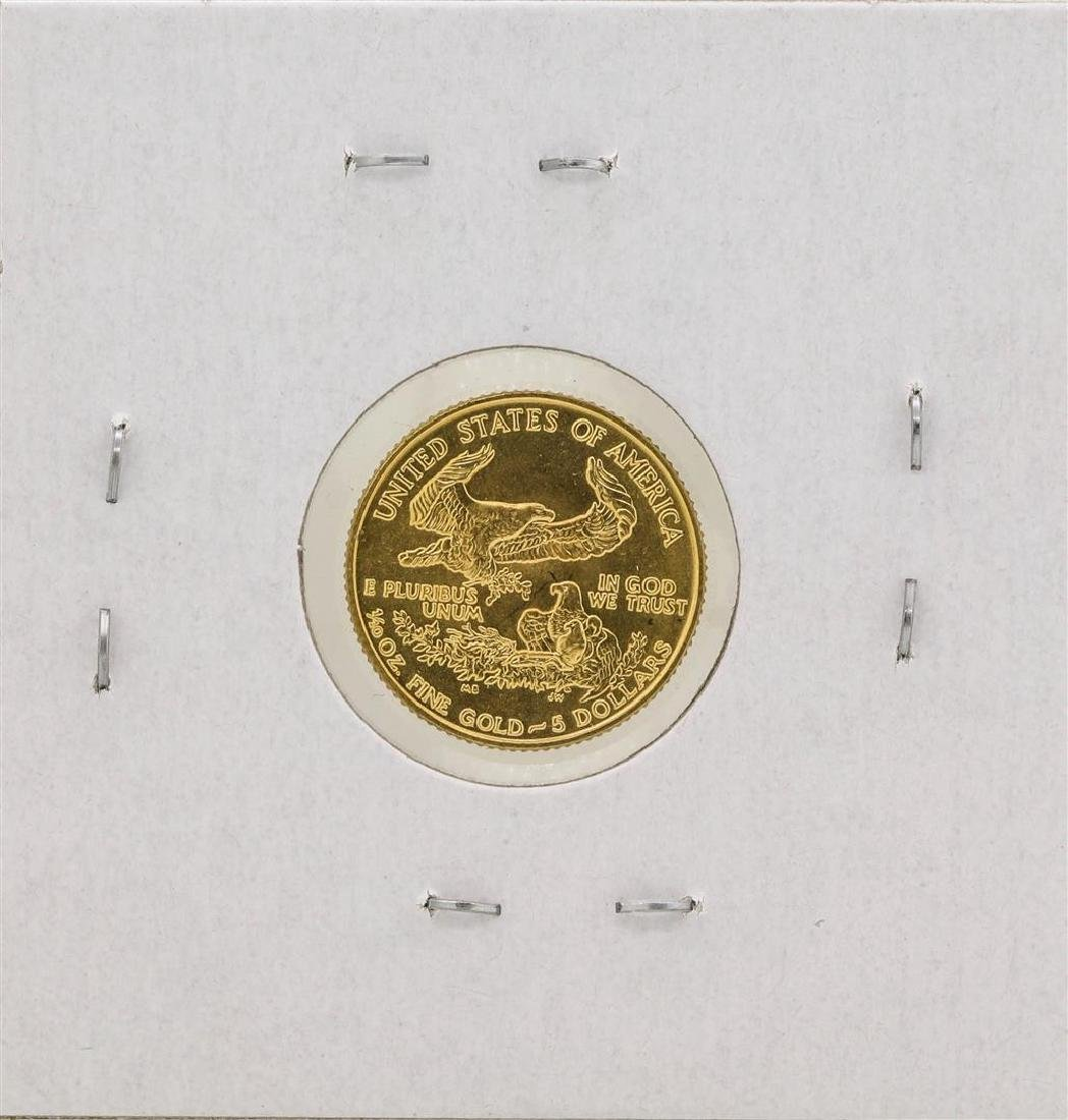 1988 $5 American Gold Eagle Coin - 2