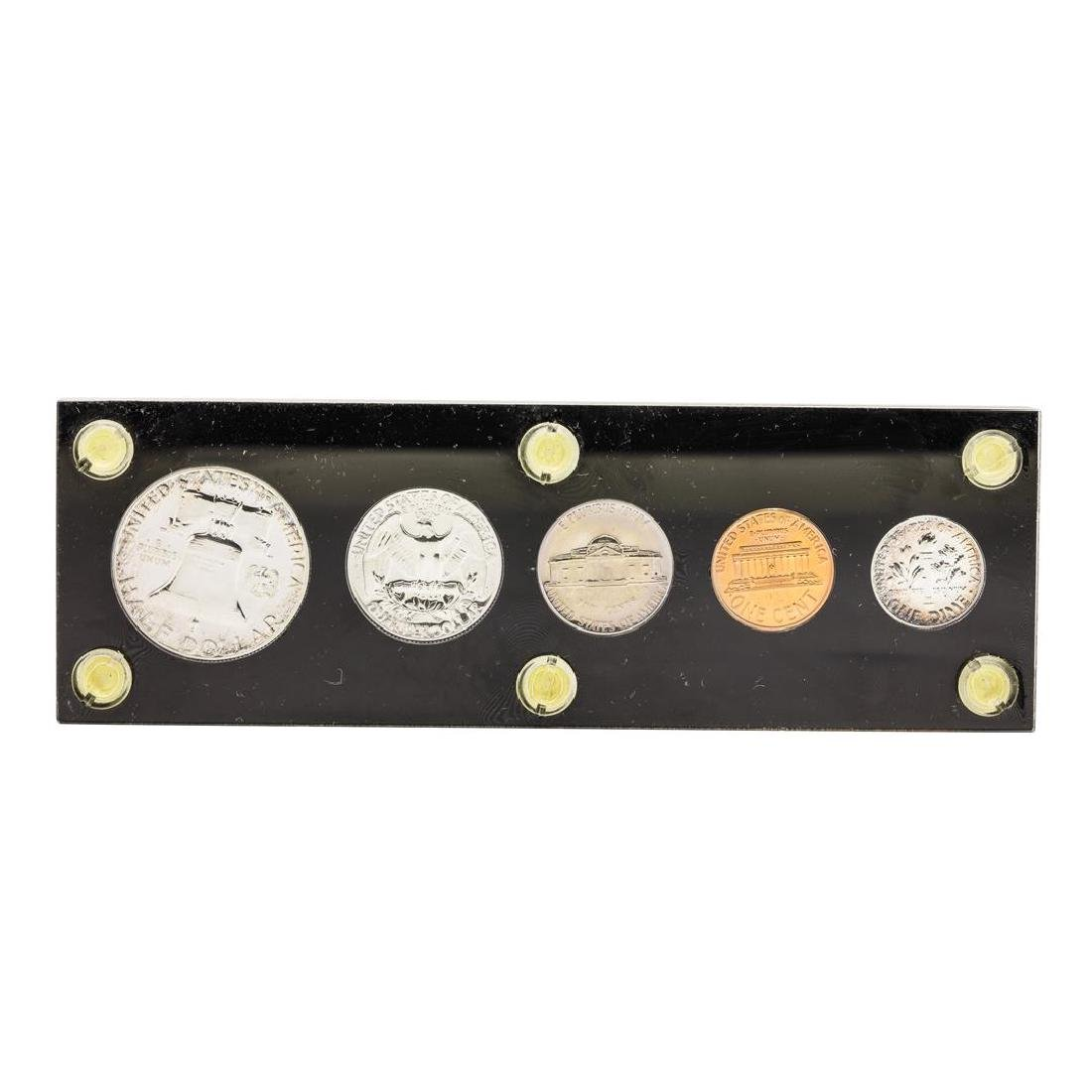 1961 (5) Coin Proof Set - 2
