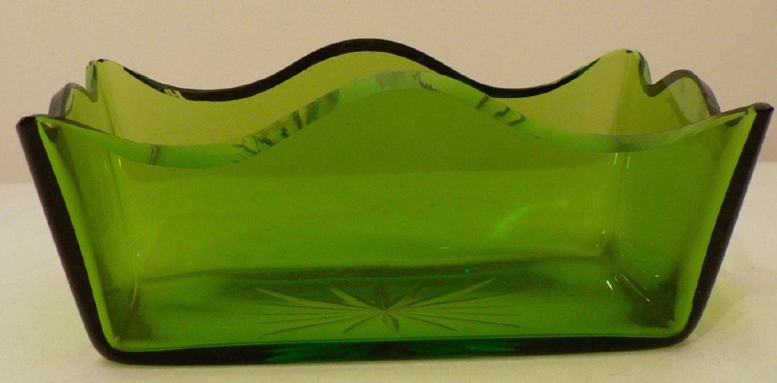 WMF Art Nouveau Fruit bowl w/ Glass Liner - 5