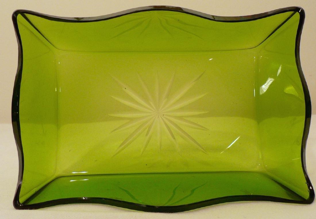 WMF Art Nouveau Fruit bowl w/ Glass Liner - 6