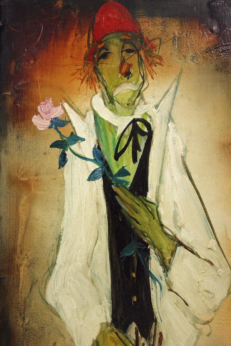 Bernard Lignon Oil on Canvas Painting - 3