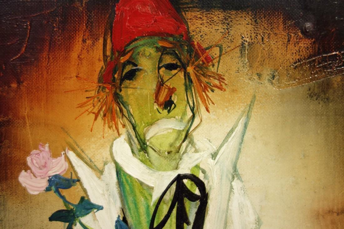 Bernard Lignon Oil on Canvas Painting - 4