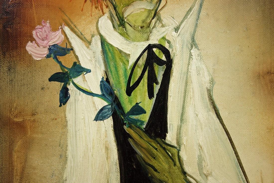 Bernard Lignon Oil on Canvas Painting - 5